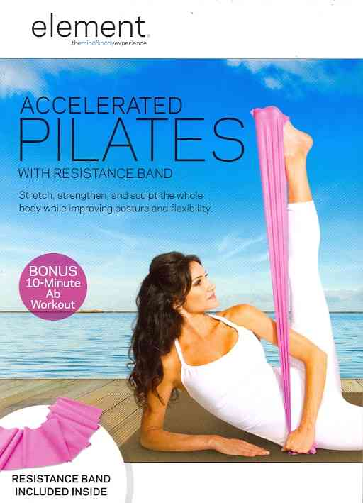 ELEMENT:ACCELERATED PILATES BY HUBBARD,LISA (DVD)