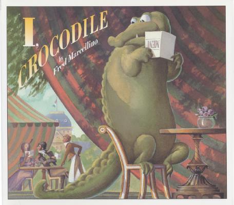 I, Crocodile By Marcellino, Fred
