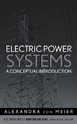 Electric Power Systems By Meier, Alexandra Von
